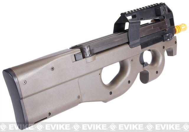 z Classic Army CA90 P90 Full Size Sportline Airsoft AEG Rifle - (OD Green)