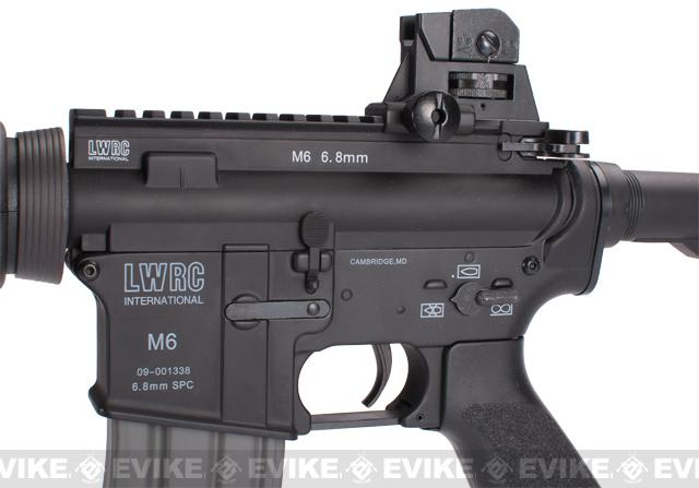 Bone Yard - Classic Army Full Metal LWRC M6 Sportline Airsoft AEG Rifle (Store Display, Non-Working Or Refurbished Models)