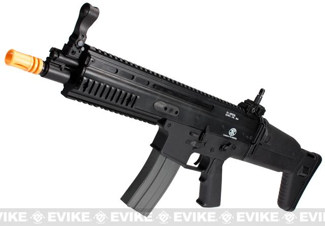 Classic Army FN Herstal Licensed SCAR-L Airsoft AEG Rifle - Black