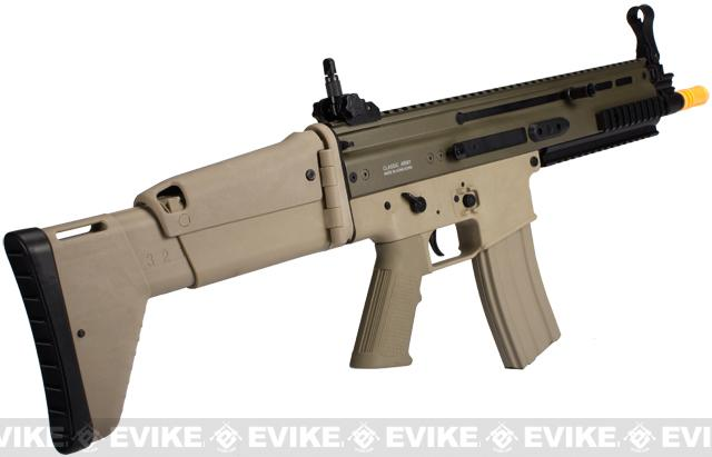Bone Yard - Classic Army FN SCAR-L Sportline Airsoft AEG Rifle (Store Display, Non-Working Or Refurbished Models)
