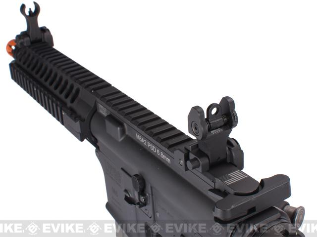 Bone Yard - Classic Army Full Metal LWRC PSD Airsoft Blowback AEG Rifle (Store Display, Non-Working Or Refurbished Models)