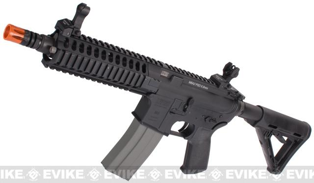 z Classic Army Full Metal LWRC PSD Airsoft Blowback AEG Rifle - (Black)