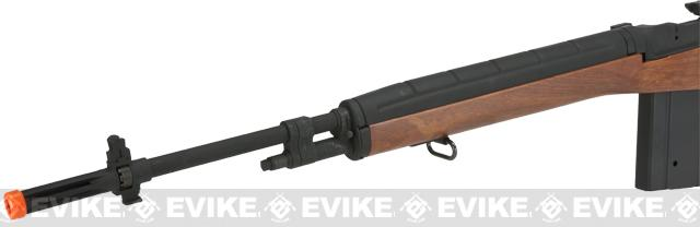 CYMA Full Size M14 Airsoft AEG Rifle - Imitation Wood (Package: Rifle)