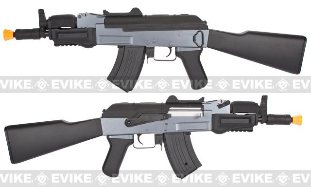 (CYBER MONDAY DEAL!) AK Beta Spetsnaz Airsoft AEG Rifle by CYMA w/ Full Stock - (Package: Gun Only)
