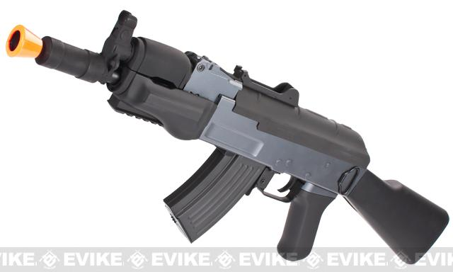 AK Beta Spetsnaz Airsoft AEG Rifle by CYMA w/ Full Stock - (Package: Gun Only)