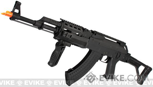 Pre-Order ETA November 2015 CYMA Full Metal Contractor AK47 Airsoft AEG Rifle with Folding Stock