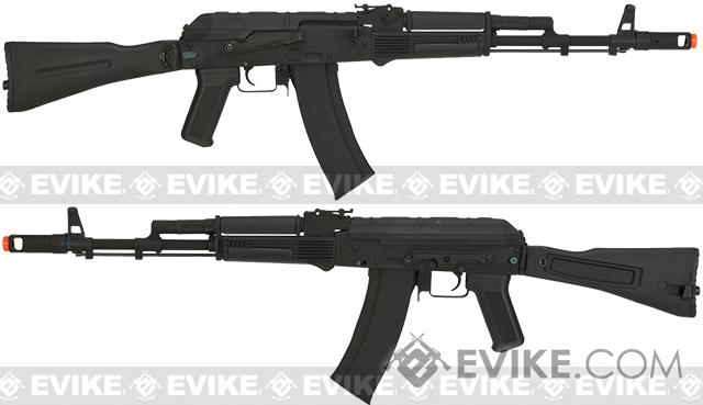 Bone Yard - CM047C Full Metal AK74 with Side Folding full stock Airsoft AEG (Store Display, Non-Working Or Refurbished Models)