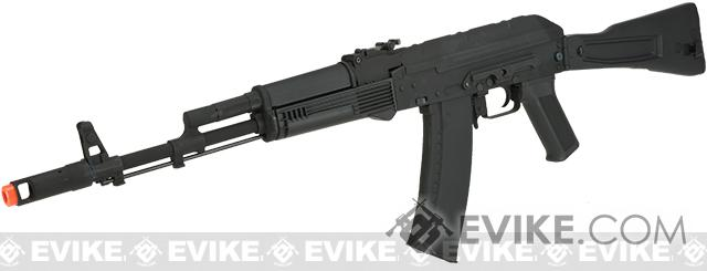 Pre-Order ETA August 2017 CYMA CM047C Full Metal AK74 with Side Folding full stock Airsoft AEG - (Package: Gun Only)