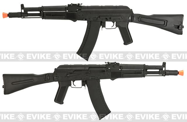 CYMA CM047D Full Metal AK102 with Side Folding Full Stock Airsoft AEG - (Package: Gun Only)