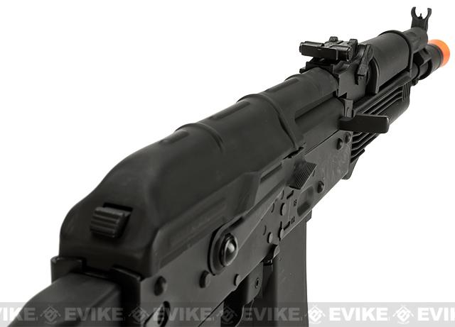 CYMA CM047D Full Metal AK102 with Side Folding Full Stock Airsoft AEG - (Package: Add Battery + Charger)