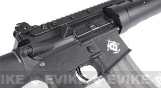z Evike Custom Class I G&G M16 SPR MOD-0 Airsoft AEG Rifle - (Black)