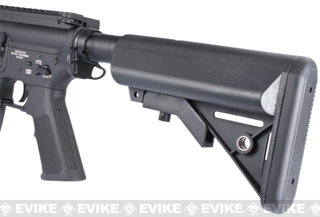 Evike Custom Class I G&P M4 Full Metal Airsoft AEG Rifle - Daniel Defense MK18 (Package: Gun Only)