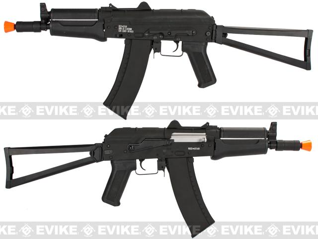 Pre-Order ETA January 2017 Echo1 AK74 CPM Full Metal Airsoft AEG w/ Side Folding Skeleton Stock