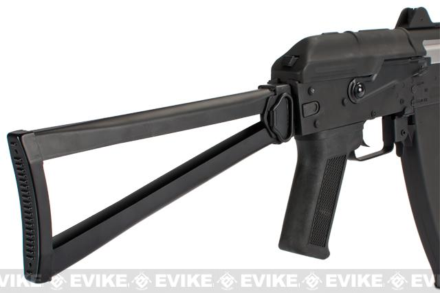 Echo1 AK74 CPM Full Metal Airsoft AEG w/ Side Folding Skeleton Stock