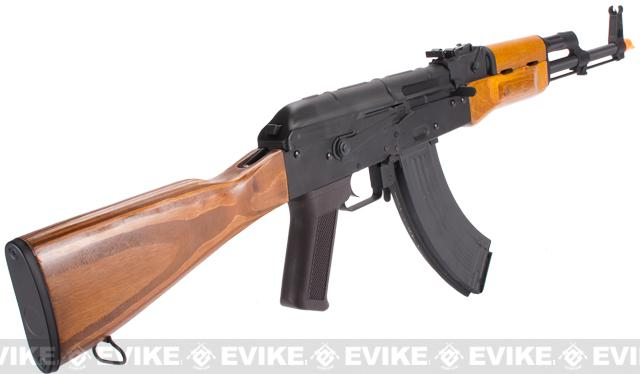 Echo1 Red Star AKM Full Metal AK74 Airsoft AEG (Real Wood)