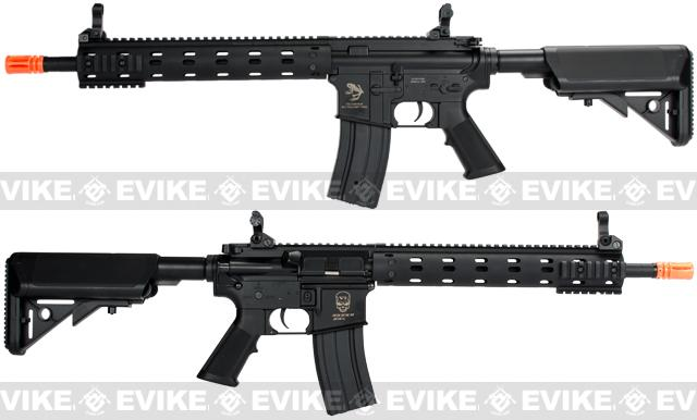 z Echo1 Special Edition Daniel Defense MFR 12 Airsoft AEG Rifle - Skull Frog
