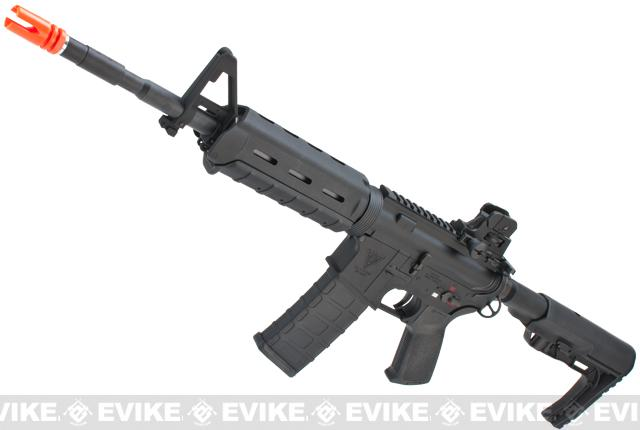 PTS / Echo1 Magpul MOE Platinum MFT M4 Airsoft AEG Rifle w/ Soft Case
