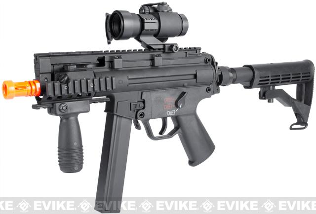 z Echo1 Special Operations Branch SOB-II Full Metal Airsoft AEG Rifle