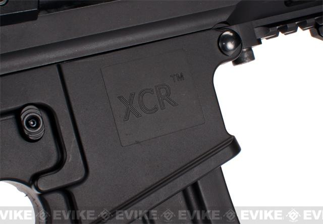 Echo1 Fully Licensed Robinson Armament Polymer XCR-C Airsoft AEG Rifle