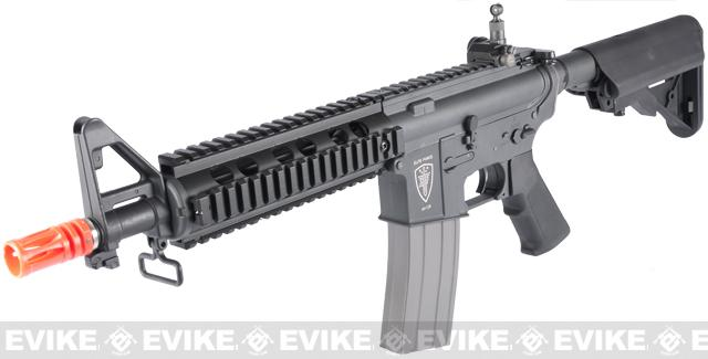 z Elite Force M4 CQB Airsoft AEG Rifle by ARES - (Black)