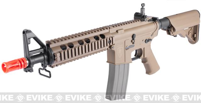 z Elite Force Umarex M4 CQB Airsoft AEG Rifle by ARES - (Dark Earth)