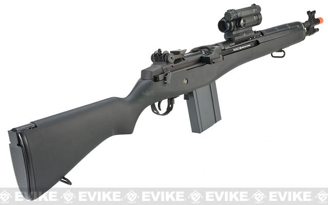 G&G M14 SOC16 Full Size Airsoft AEG Rifle - (Package: Rifle)