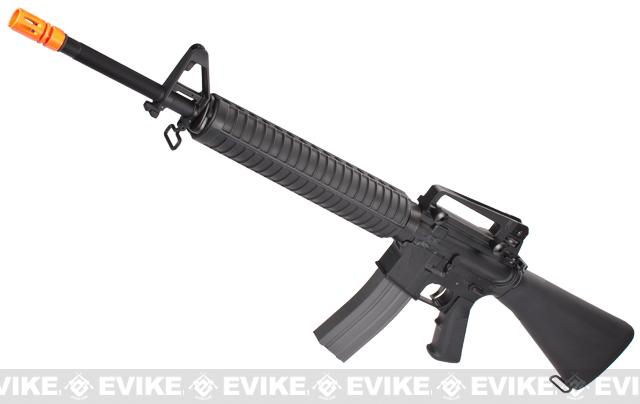 Pre-Order ETA March 2017 G&G Top Tech GR16 Full Metal A3 Blowback Airsoft AEG Rifle - (Package: Rifle)