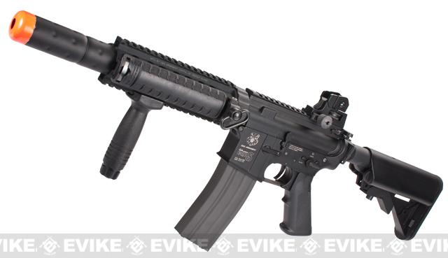 z G&G Top Tech TR4 CQB-S Blowback Airsoft AEG Rifle