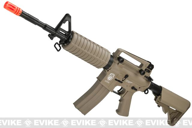 G&G Blowback GR16 Sportsline Carbine Limited Edition Airsoft AEG Rifle (Tan)