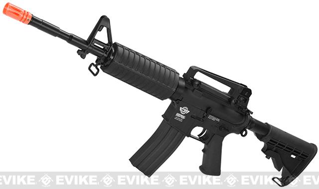 Pre-Order ETA July 2016 G&G M4 Carbine Special Editions Combat Machine Airsoft AEG Rifle (Black)
