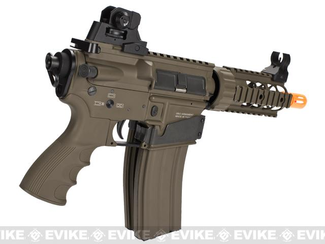 G&G Top Tech GR16 CRW Airsoft AEG Rifle - Tan (Package: Gun Only)