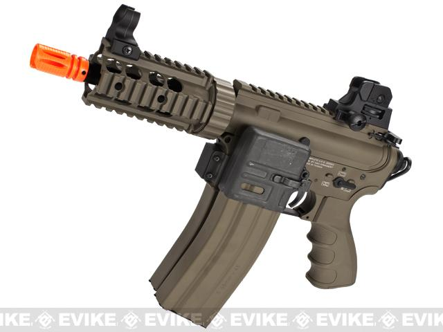 G&G Top Tech GR16 CRW Airsoft AEG Rifle - Tan