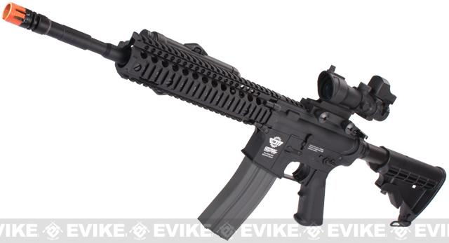 Evike Custom G&G M4 Airsoft AEG Rifle - Daniel Defense 9
