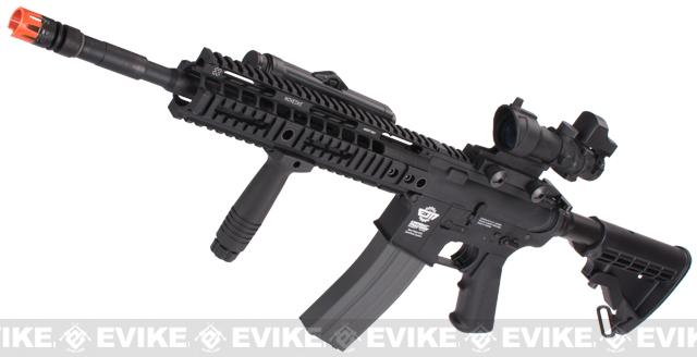 Evike Custom G&G M4 Airsoft AEG Rifle - Noveske 10
