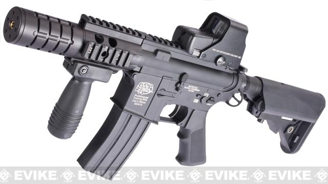 Evike Custom G&P M4 Full Metal Airsoft AEG Rifle - Patriot