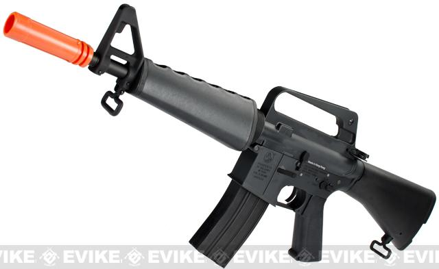 G&P Full Metal Colt Licensed CAR-15 Airsoft AEG Rifle