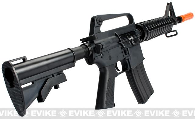 z G&P Colt Licensed Full Metal XM177E2 High Performance Airsoft AEG Rifle