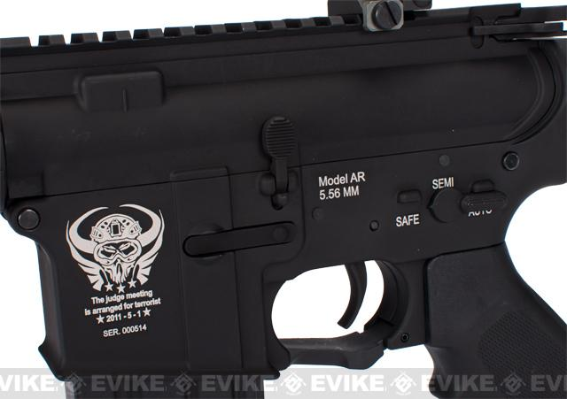 G&P M4 Paratrooper Airsoft AEG Rifle (Package: Gun Only)