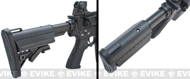 G&P Rapid Fire II Dual Power Airsoft AEG Rifle w/ QD Barrel Extension (Package: Add Battery + Charger)