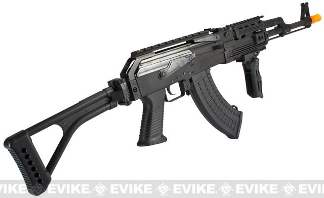 G&P Full Metal Contractor AK47 Airsoft AEG Rifle with Folding Stock