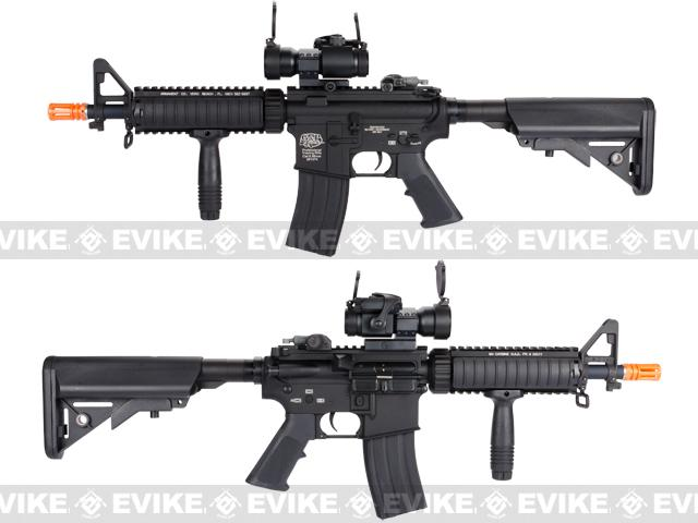 Pre-Order ETA April 2017 G&P M4 CQB-R Airsoft AEG Rifle (Package: Black / Add Battery + Charger)