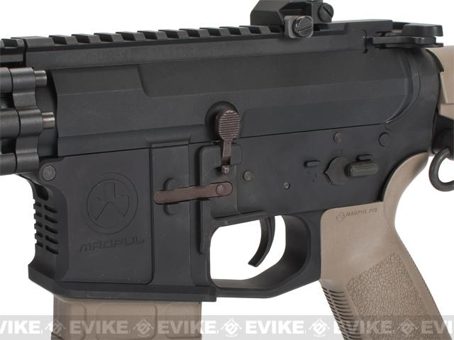 z G&P DX Series Magpul M4 Airsoft AEG Battle Rifle - Dark Earth