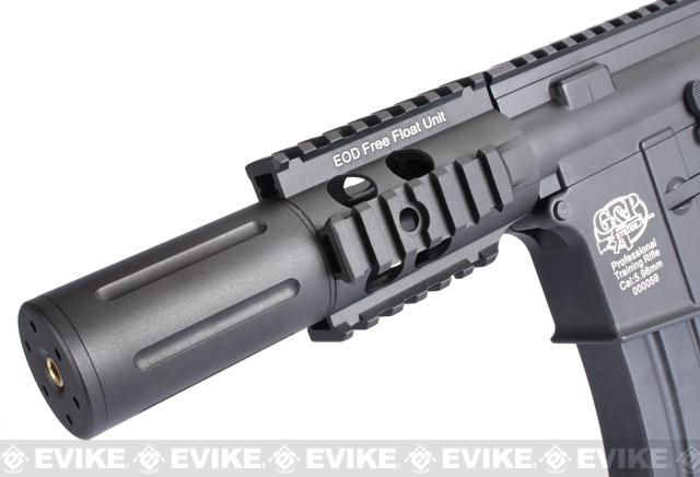 Evike Custom Class I G&P M4 Airsoft AEG Rifle - Fighting Cat (Package: Gun Only)