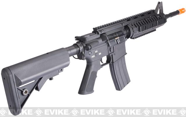 Pre-Order ETA April 2017 Evike US Navy E.O.D. Custom G&P M4 Airsoft AEG Rifle (Package: Add Battery + Charger)