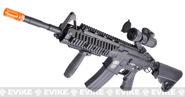 Evike US Navy E.O.D. Custom G&P M4 Full Metal Airsoft AEG Rifle