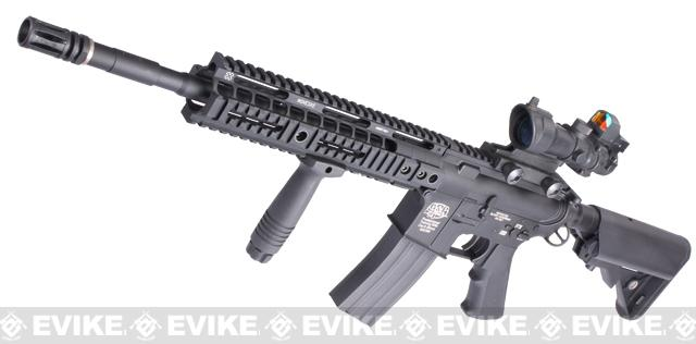 Evike Custom G&P M4 Full Metal Airsoft AEG Rifle - Noveske 10