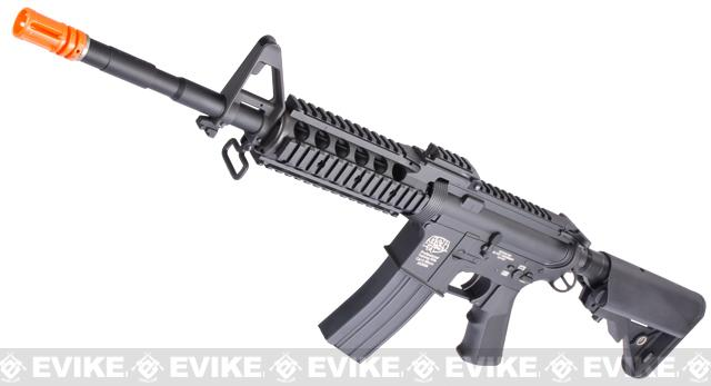 Evike Custom G&P M4 Full Metal Airsoft AEG Rifle - RAS-II