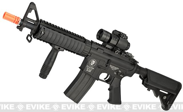 G&P M4 CQB-R Zombie Killer Airsoft AEG Rifle (Package: Gun Only)
