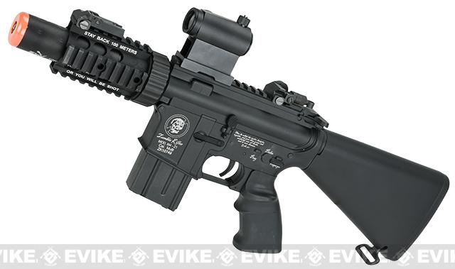 G&P Custom M4 Stubby Killer Full Metal Airsoft AEG Rifle