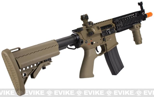 z G&P Limited Edition Sentry 10.5 Shorty M4 Airsoft AEG Rifle - Magpul / Sand